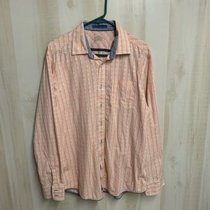 EUC Tommy Bahama Button Down Size Large